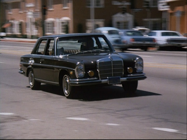 1973 mercedes benz 280 se 4 5 w108 in the for 1973 mercedes benz 280