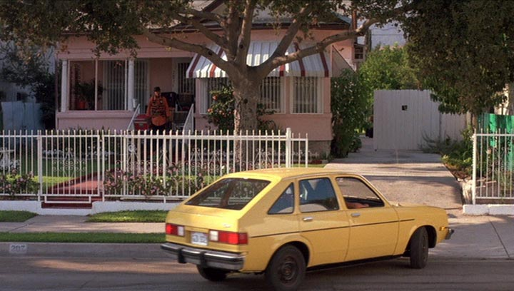 Imcdb Org 1980 Chevrolet Chevette In Quot House Party 1990 Quot