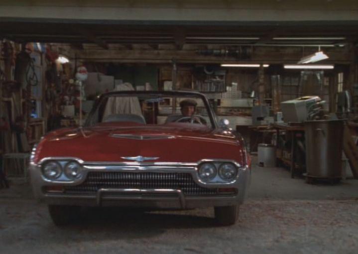 IMCDb.org: 1963 Ford Thunderbird Sports Roadster [76B] in ...