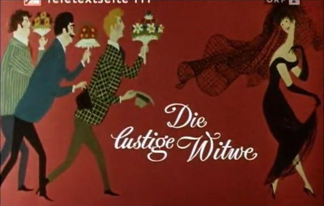 """IMCDb.org: """"Die lustige Witwe, 1962"""": cars, bikes, trucks ..."""