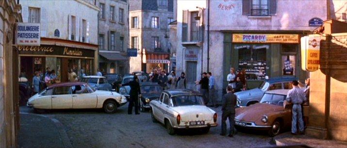 "IMCDb.org: 1960 Citroën DS 19 in ""A Shot in the Dark, 1964"""