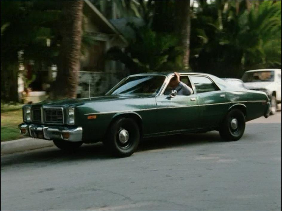 IMCDborg 1977 Dodge Monaco in Hunter 19841991