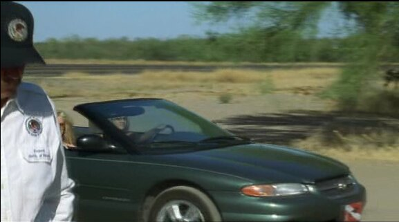Imcdb Org  1996 Chrysler Sebring Convertible Jxi  Jx  In
