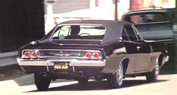 Imcdb Org 1968 Dodge Charger R T 440 In Quot Bullitt 1968 Quot