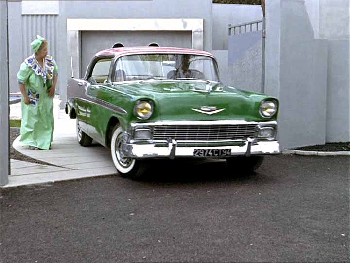 Avis Used Cars >> IMCDb.org: 1956 Chevrolet Bel Air Sport Sedan [2413] in ...