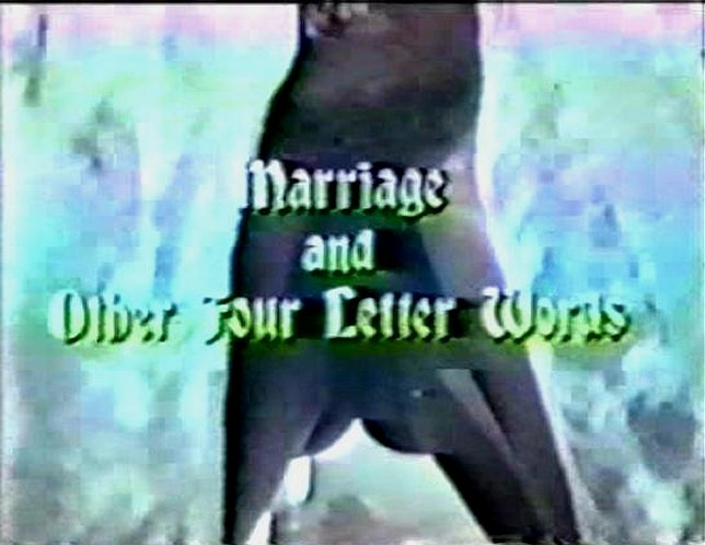 Four Letter Word Movie Titles