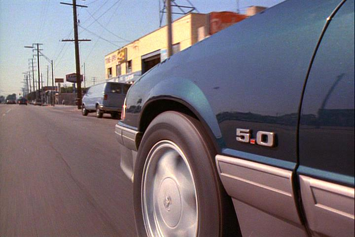 1991 Ford Mustang Gt In Menace Ii Society 1993