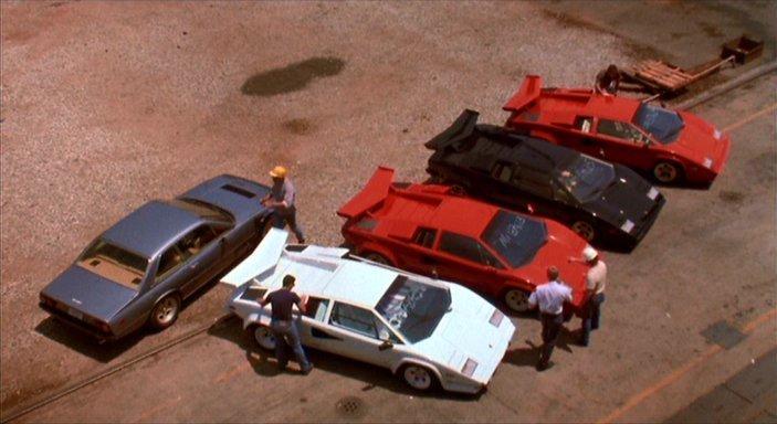 Imcdb Org 1988 Lamborghini Countach Lp 500 S In Quot Rain Man 1988 Quot