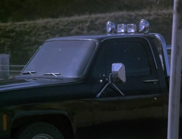 "1978 Ford Truck >> IMCDb.org: 1979 Chevrolet C-20 Fleetside in ""Nightmares, 1983"""