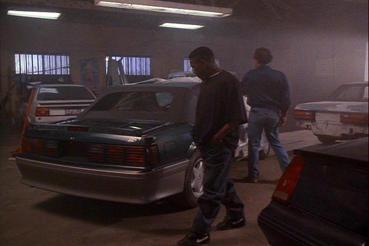 Imcdb Org 1991 Ford Mustang Gt In Quot Menace Ii Society 1993 Quot