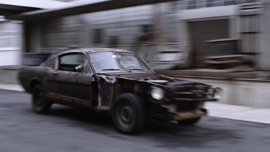 Imcdb Org Ford Mustang In Death Race