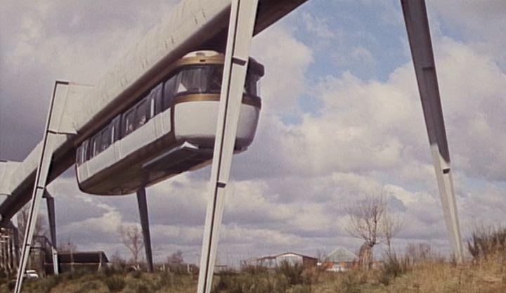 "IMCDb.org: ""Fahrenheit 451, 1966"": cars, bikes, trucks and ...  Fahrenheit 451 Mechanical Hound Movie"