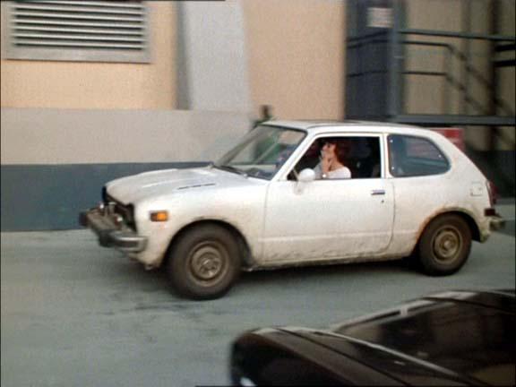 """IMCDb.org: 1974 Honda Civic [SB1] in """"Silkwood, 1983"""""""