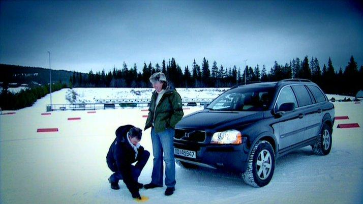 Imcdb Org 2005 Volvo Xc90 Gen 1 In Quot Top Gear 2002 2015 Quot