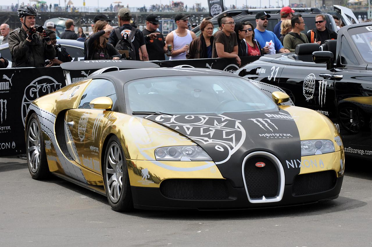 "Cars For 3000: IMCDb.org: 2007 Bugatti Veyron In ""Gumball 3000: Coast To"