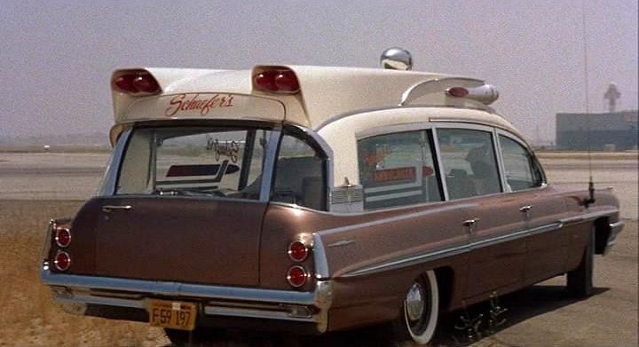 Imcdb Org 1961 Pontiac Bonneville Ambulance Superior