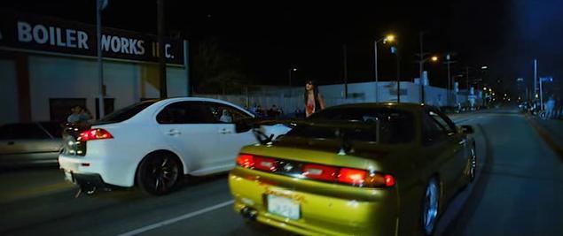 """IMCDb.org: 2008 Mitsubishi Lancer Evolution X GSR in """"Born ..."""