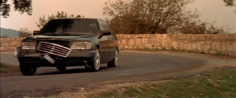 mercedes benz s klasse w140 in the transporter 2002. Black Bedroom Furniture Sets. Home Design Ideas