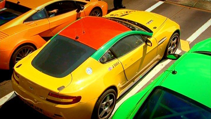 Aston Martin Vantage N24 Top Gear Dx Custom Model Tuner Shop Diecastxchange Com Diecast Cars Forums