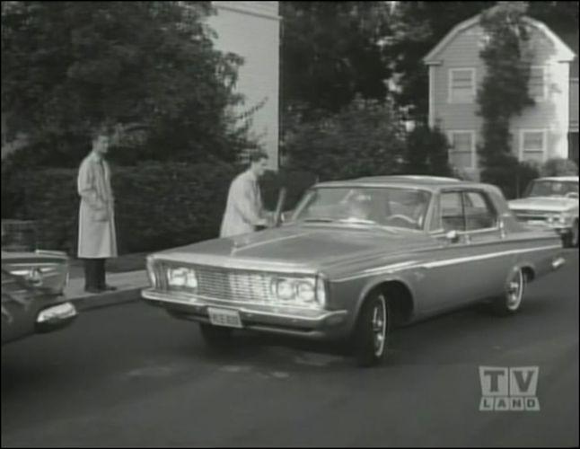 Leave It To Beaver Ward IMCDb.org: 1963 Plymou...
