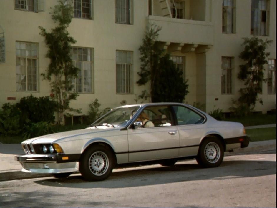 "IMCDb.org: 1985 BMW 635 CSi [E24] in ""Moonlighting, 1985-1989"""