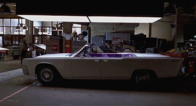 Imcdb Org 1964 Lincoln Continental In Quot Inspector Gadget