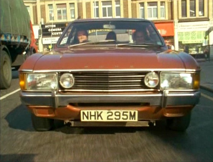 "Used Fords IMCDb.org: 1974 Ford Consul 3000 GT in ""The Sweeney, 1975 ..."