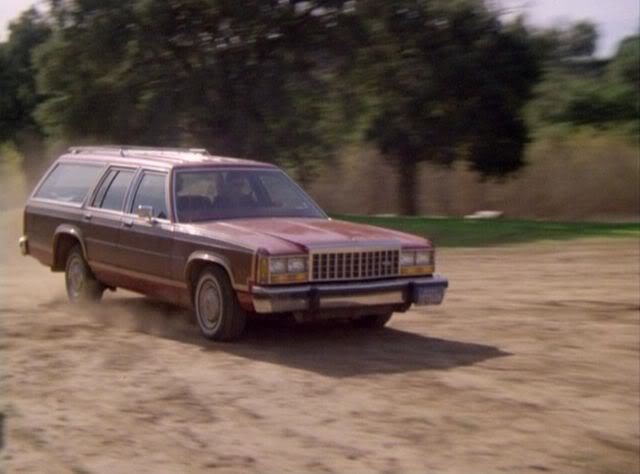 """IMCDb.org: 1986 Ford LTD Country Squire in """"Airwolf, 1984 ..."""