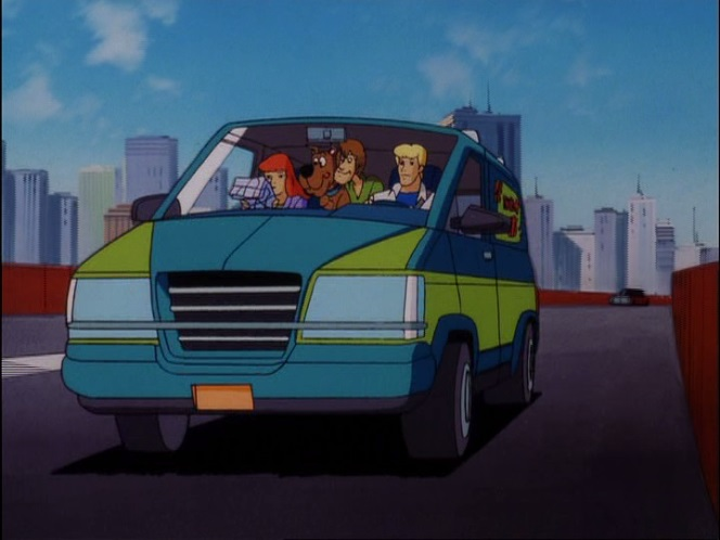 Scooby doo and the witch 39 s ghost 1999 cars - Race de scooby doo ...