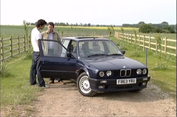 1989 bmw 325i touring e30 in wheeler dealers 2003 2017. Black Bedroom Furniture Sets. Home Design Ideas