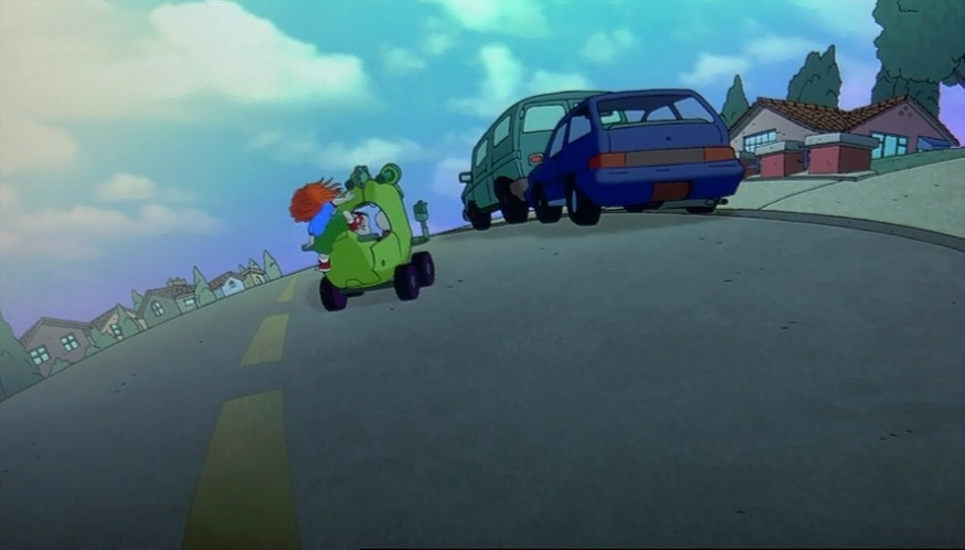"IMCDb.org: ""The Rugrats Movie, 1998"": cars, bikes, trucks ..."