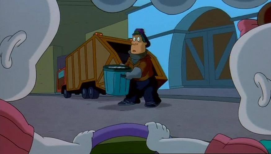 "IMCDb.org: ""The Rugrats Movie, 1998"" : voitures, motos ..."