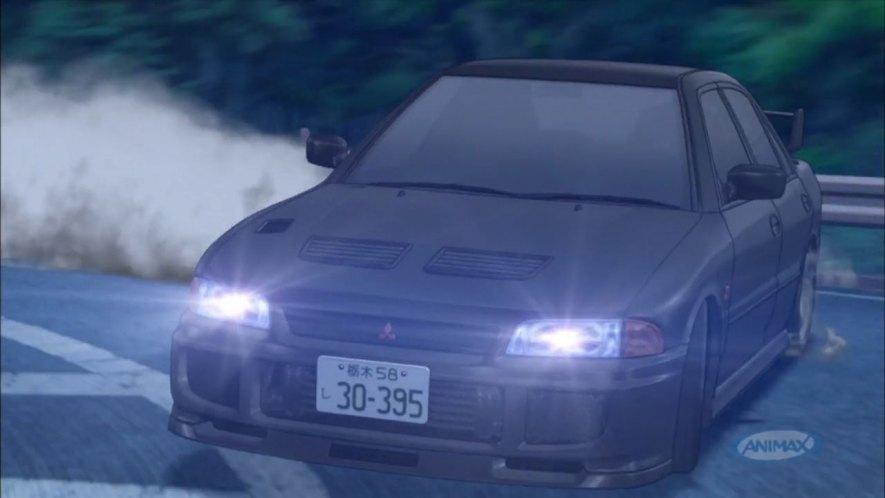 "Used Mitsubishi Lancer >> IMCDb.org: 1995 Mitsubishi Lancer Evolution III [CE9A] in ""Inisharu D, 1998-2014"""