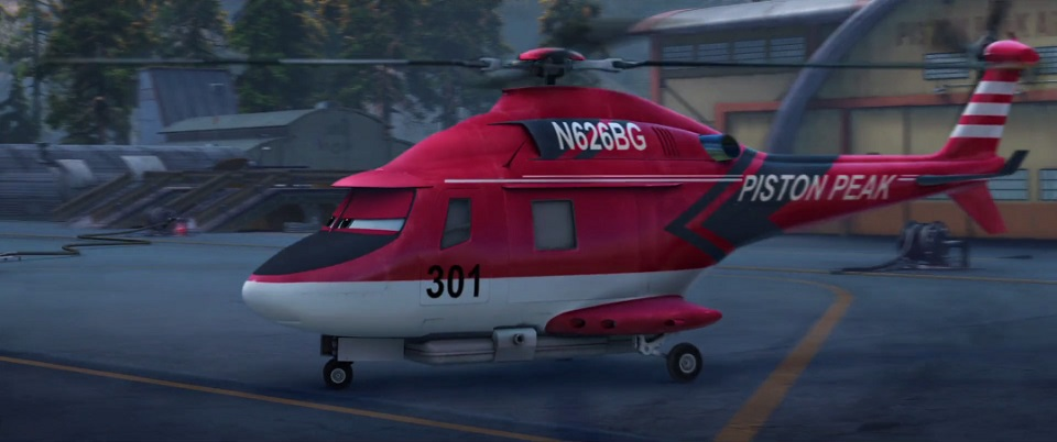 Imcdb Org Quot Planes Fire Amp Rescue 2014 Quot Cars Bikes