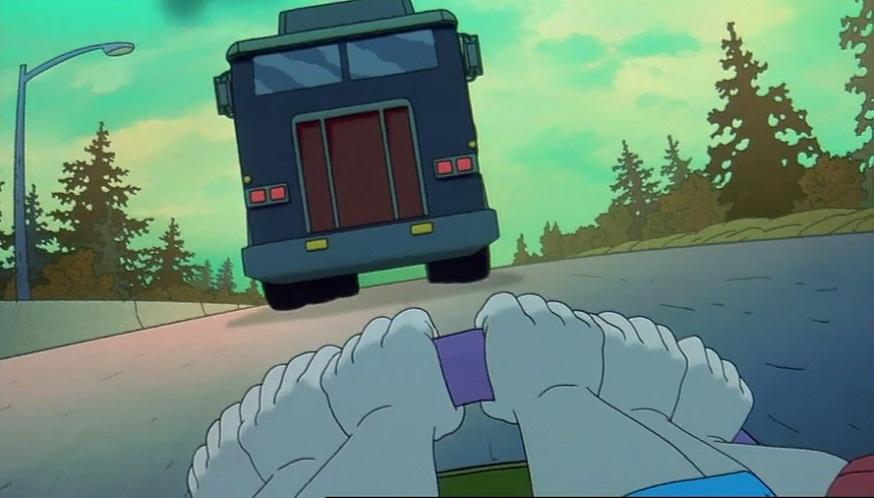 imcdborg quotthe rugrats movie 1998quot cars bikes trucks