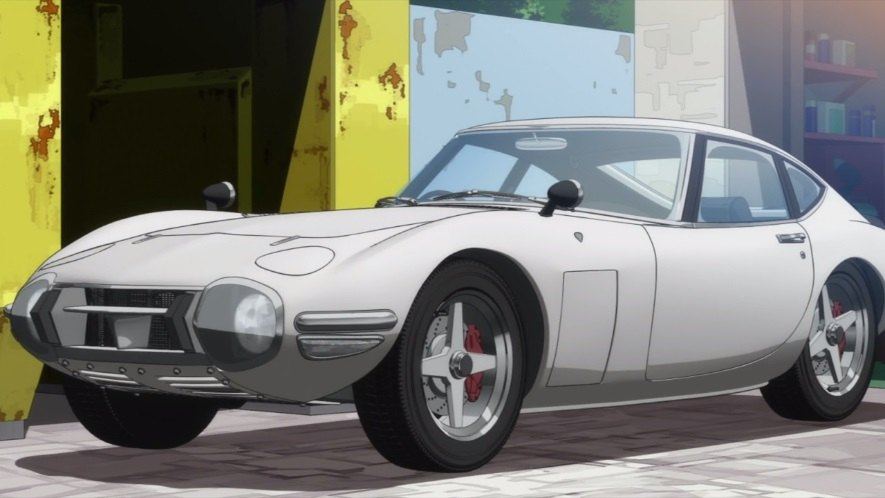 Imcdb Org 1967 Toyota 2000gt Mf10 In Quot Dimension W 2016 Quot