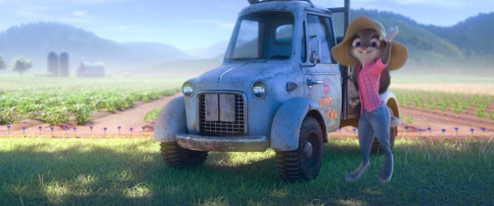 Imcdb Org Quot Zootopia 2016 Quot Cars Bikes Trucks And Other Vehicles