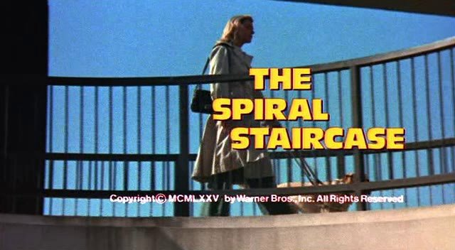 The Spiral Staircase (1975) Movie