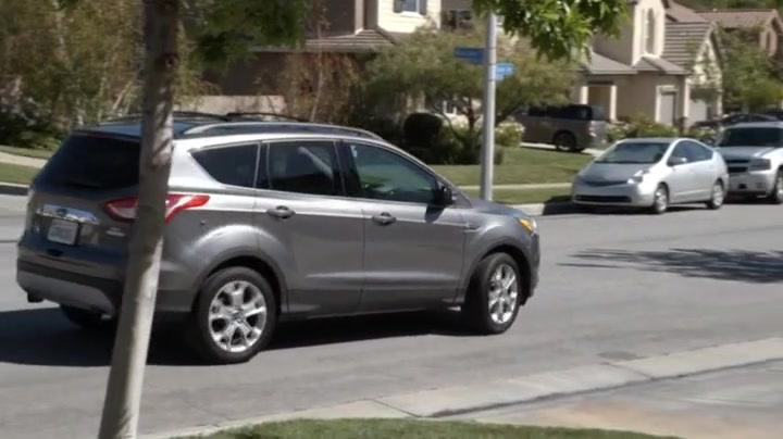 2013 ford escape sel in stalked by my neighbor. Black Bedroom Furniture Sets. Home Design Ideas