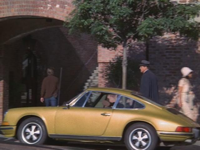 Imcdb Org 1972 Porsche 911 S In Quot The Streets Of San