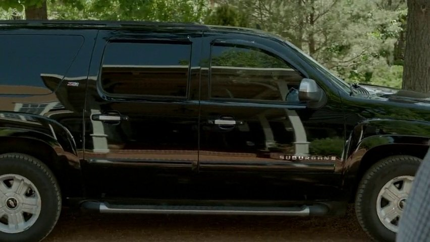 Service manual [Replace Horn On A 2010 Chevrolet Suburban ...