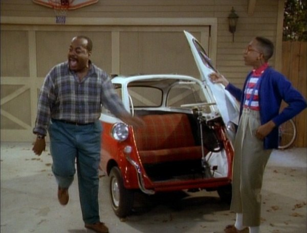 Bmw Urkel Car