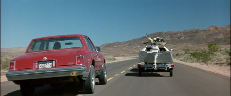 1986 The Hitcher Car