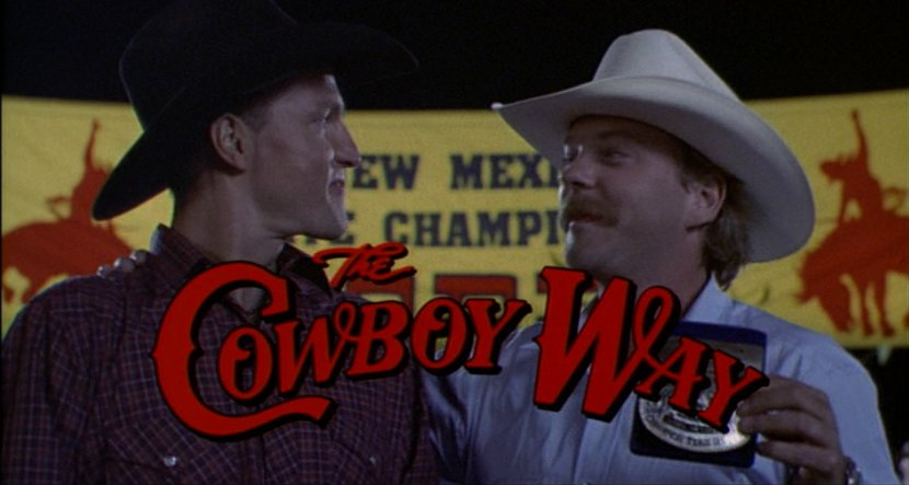 Imcdb Org Quot The Cowboy Way 1994 Quot Cars Bikes Trucks And