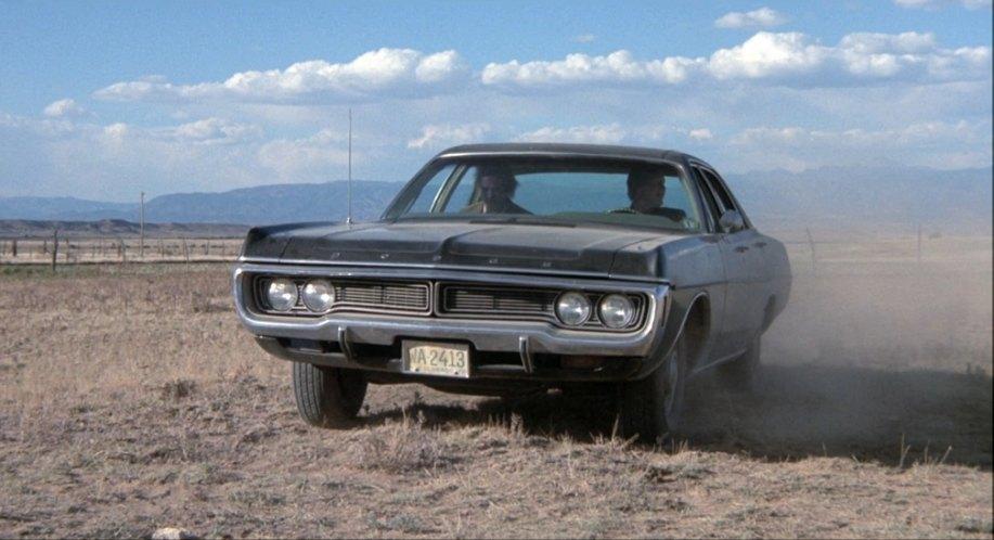 "Used Cars Honolulu >> IMCDb.org: 1970 Dodge Polara in ""Mr. Majestyk, 1974"""