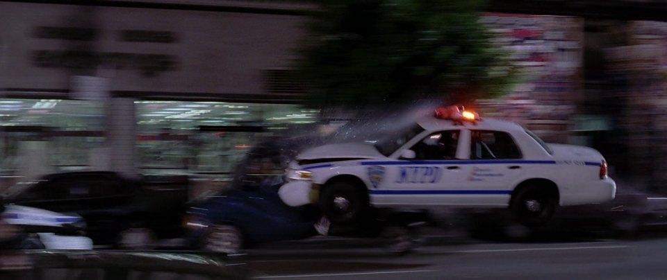 "Ford Crown Victoria Police Interceptor >> IMCDb.org: 1999 Ford Crown Victoria Police Interceptor [P71] in ""Spider-Man 2, 2004"""