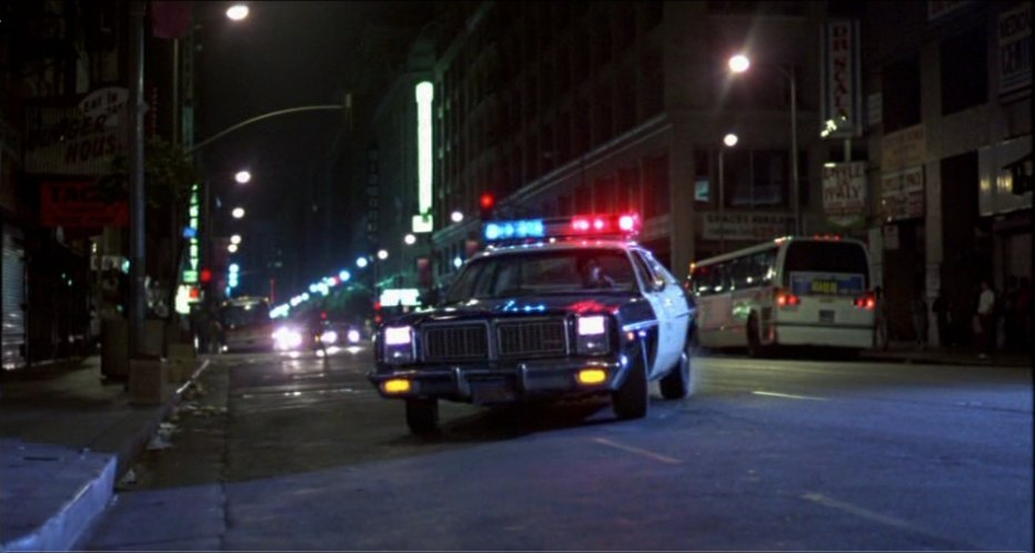 Imcdb Org 1977 Dodge Monaco In Quot The Terminator 1984 Quot
