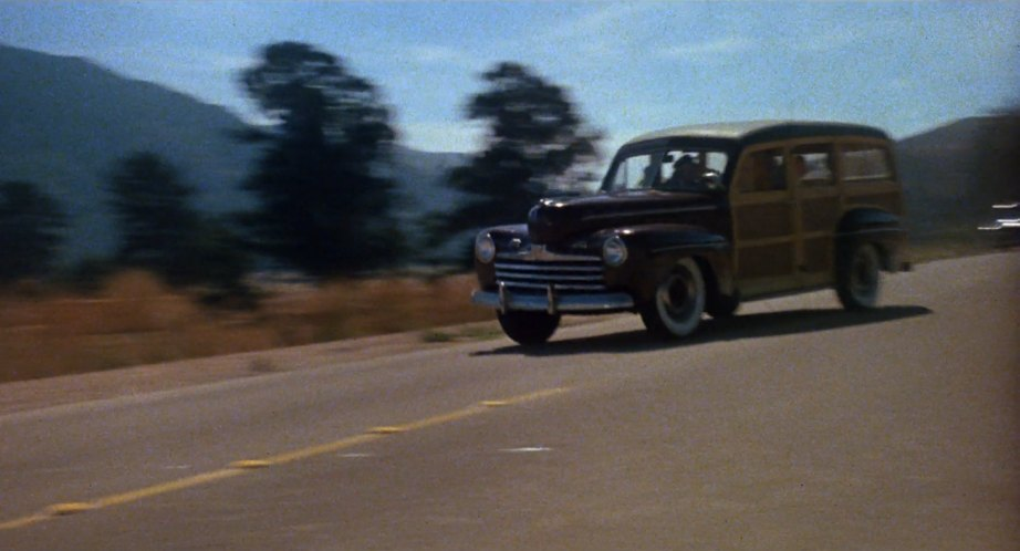 Imcdb Org 1946 Ford Super De Luxe Station Wagon 79b In