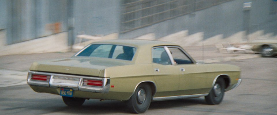 1972 ford galaxie 500 in magnum force 1973. Black Bedroom Furniture Sets. Home Design Ideas