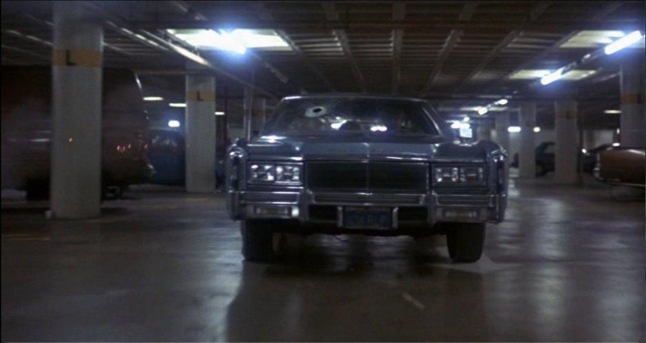 Imcdb Org 1977 Cadillac Eldorado In Quot The Terminator 1984 Quot